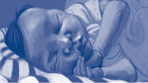 Image of Sleeping Infant