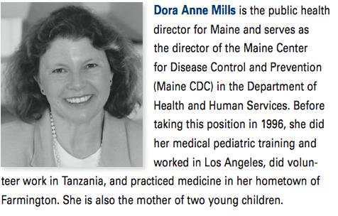 Image of Dora Mills