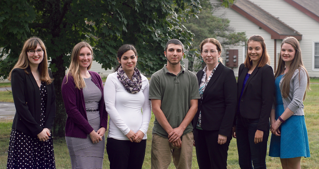 featured image for Seven Students are Maine Policy Scholars