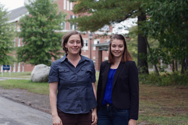 featured image for UM Machias Maine Policy Scholar in the News
