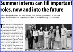 MT intern article snip