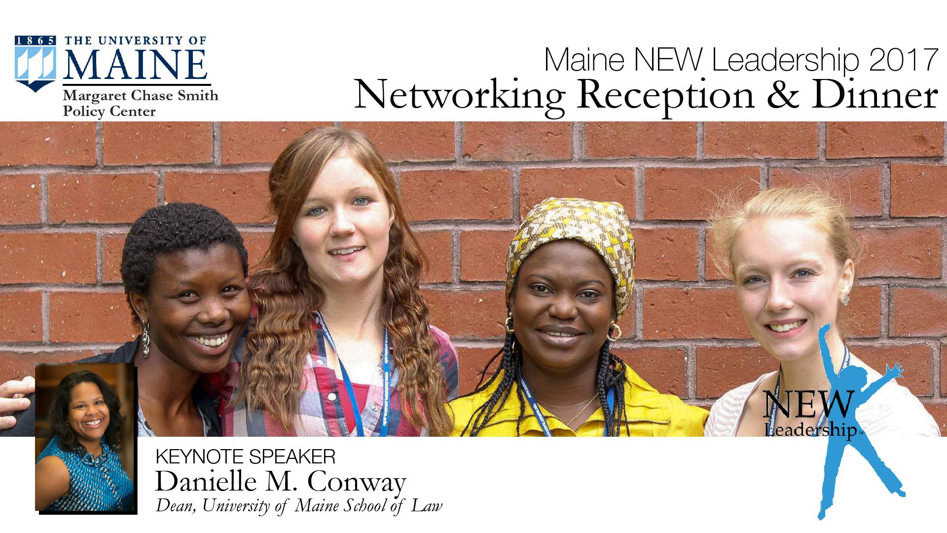 featured image for Maine New Leadership Networking Reception & Dinner