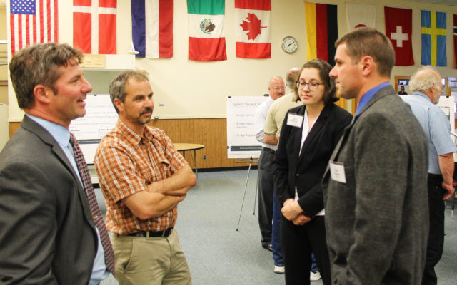photo of public meeting