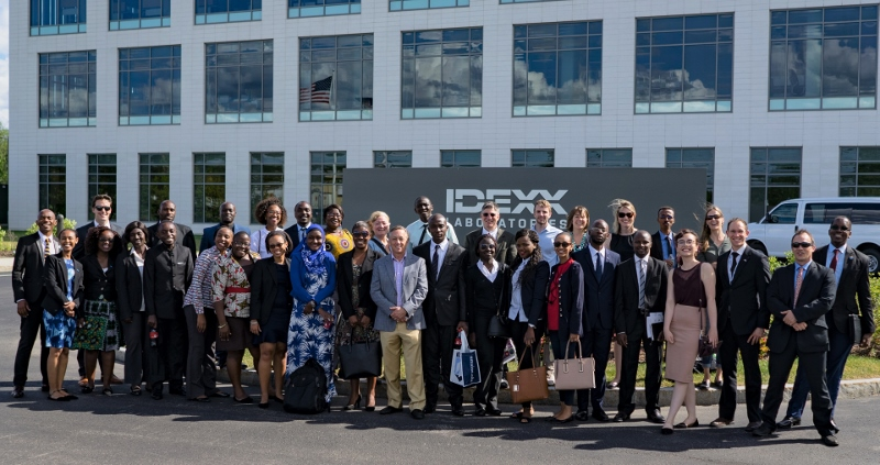 featured image for 25 young African leaders travel to UMaine for 2017 Mandela Washington Fellowship