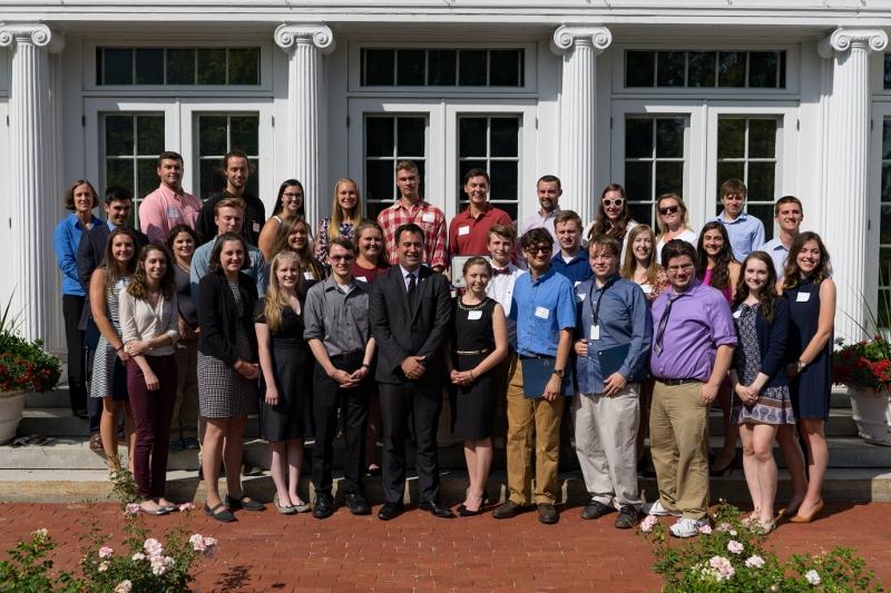 2017 Maine Government Interns