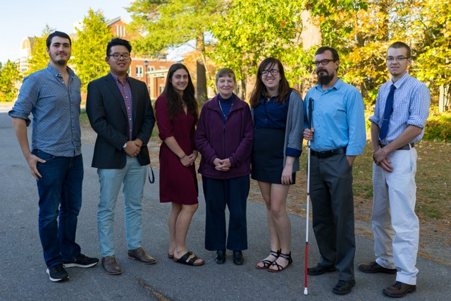 featured image for Seven UMS students are Maine Policy Scholars for 2017-18
