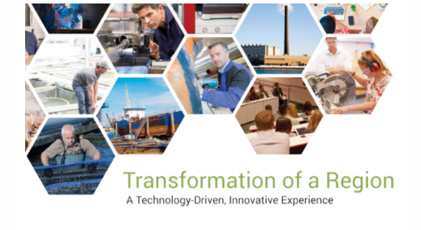 featured image for Rubin presents at Economic Development Conference