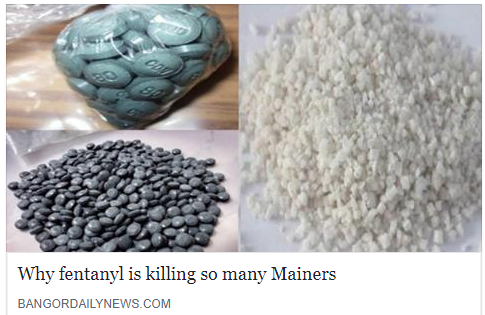 featured image for Dr. Sorg's research reveals increasing role of fentanyl in Maine drug deaths