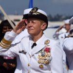 Vice Admiral Tyson photo