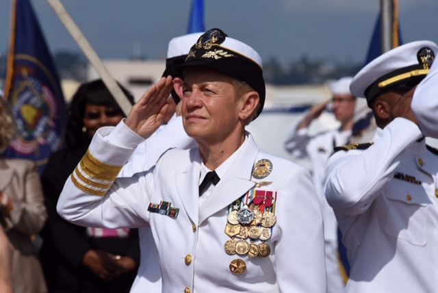 featured image for Lectureship on Public Affairs October 2: Vice Admiral Nora Tyson