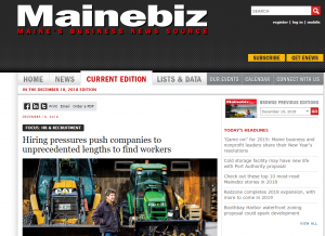 Mainebiz cover image