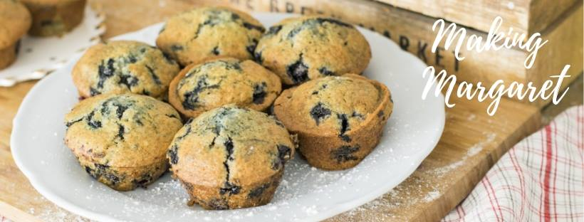 blueberry muffin image