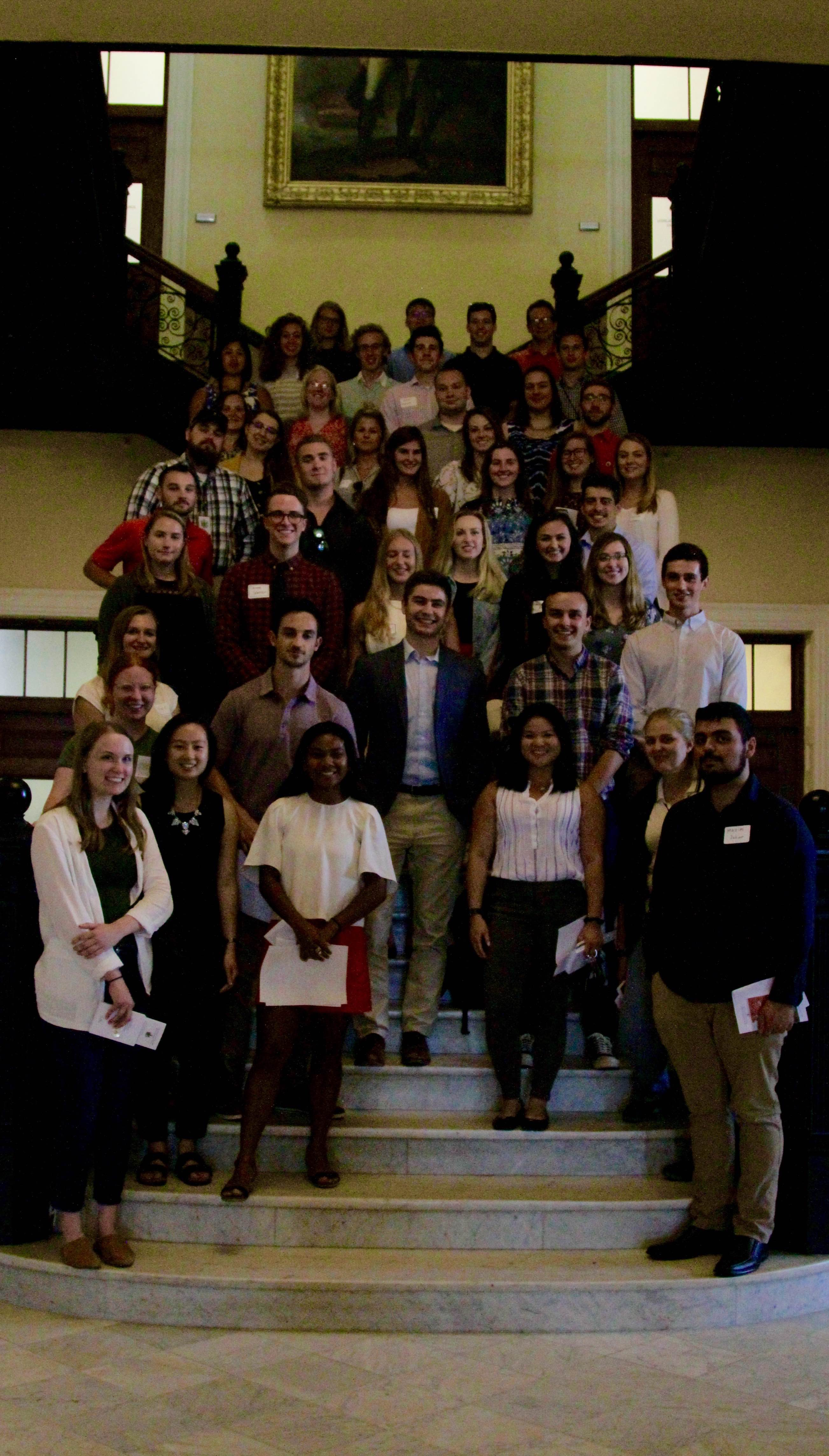 featured image for 63 Students Interning in Maine Government This Summer