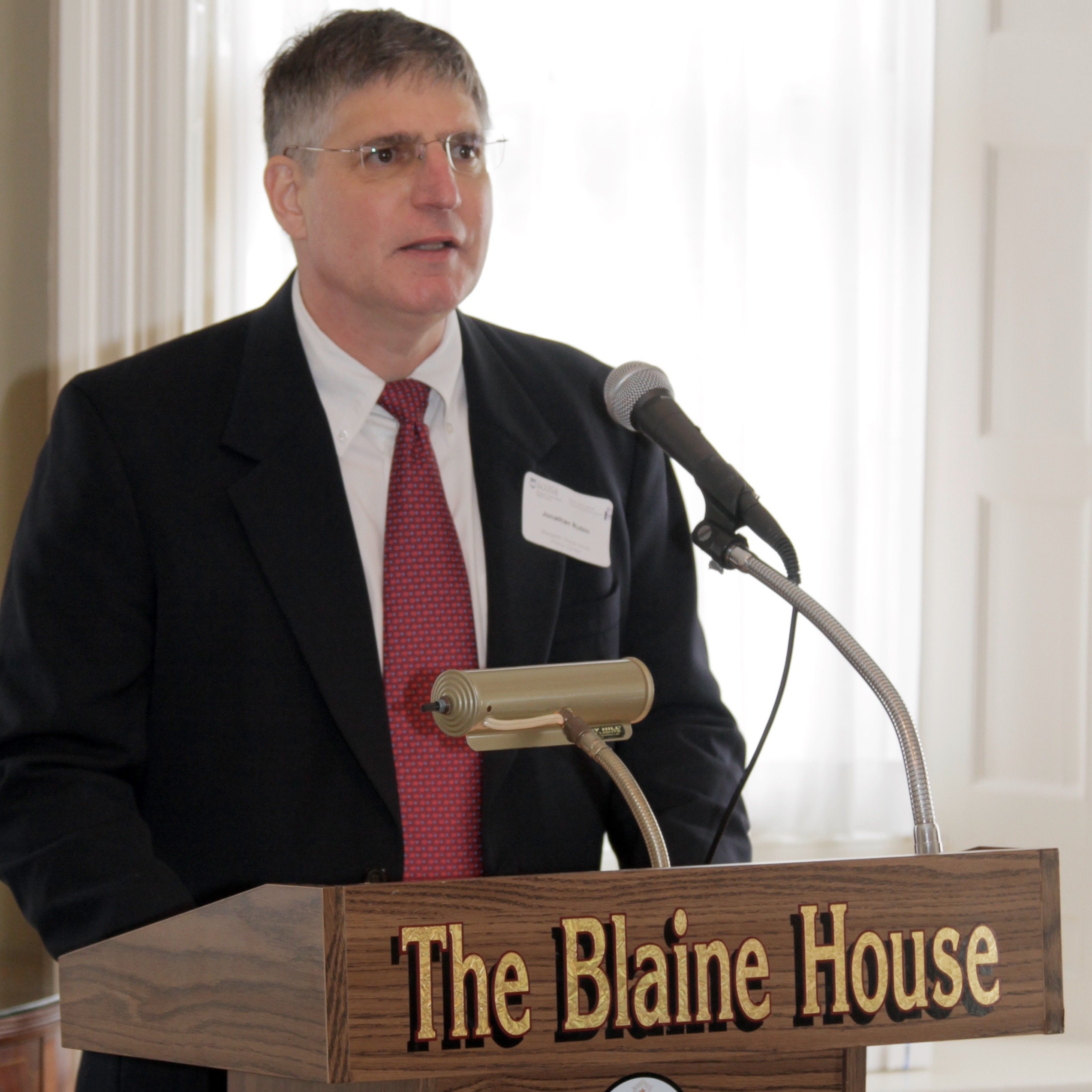 Image of MCSPC Director Jonathan Rubin