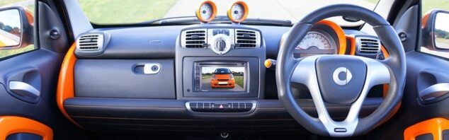 Image of Smart Car Dashboard