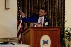 Image of Policy Scholar Evan Zarkadas