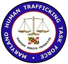 Maryland Human Trafficking Task Force Logo