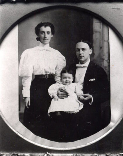 Image of MCS as a baby