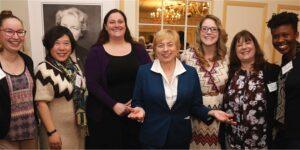 Image of Gov. Mills at Women of Power 2019