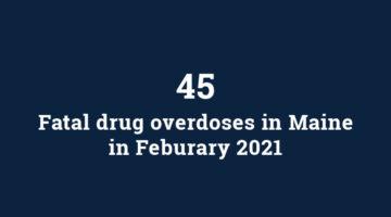 February drug overdoses